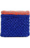 Wool And The Gang Hold Tight Clutch - Lyst