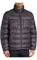 Michael Kors Packable Quilted Down Jacket - Lyst