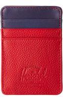 Herschel Supply Co. Raven Leather - Lyst