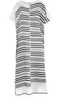 Lemlem Amash Striped Maxi Cover-up - Lyst