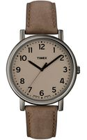 Timex® Originals Indiglo Watch with Leather Strap - Lyst