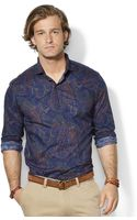 Polo Ralph Lauren Paisley Estate Shirt - Lyst