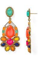 Kate Spade Amalfi Mosaic Chandelier Earrings Bloomingdales Exclusive - Lyst