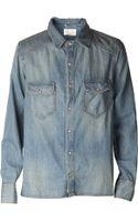 Rag & Bone Western Shirt - Lyst