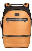 Tumi Cannon Backpack - Lyst