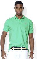 Polo Ralph Lauren Classicfit Mesh Polo Shirt - Lyst