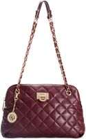 DKNY Gansevoort Quilted Round Convertible Crossbody - Lyst