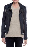Iro Vika Leather Jacket - Lyst