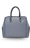 Victoria Beckham Large Leather Bag - Lyst
