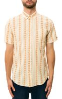 Volcom The X Toy Machine Ss Buttondown Shirt - Lyst