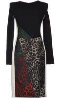 Roland Mouret Short Dress - Lyst