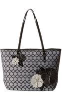 Nine West Show Stopper Medium Tote - Lyst