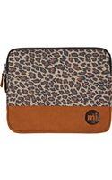 River Island Brown Mipac Leopard Print Ipad Case - Lyst