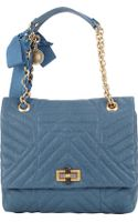 Lanvin Happy Medium Shoulder Bag - Lyst