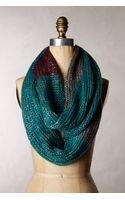 Anthropologie Sequin Colorblock Infinity Scarf - Lyst