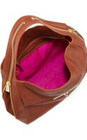 Botkier Valentina Pebble Leather Hobo Bag - Lyst