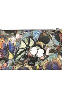 Valentino Camubutterfly Clutch - Lyst