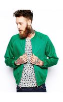Uniforms For The Dedicated Bomber Jacket - Lyst
