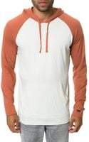 RVCA The Castro Pullover Hoodie - Lyst