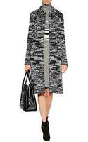 Missoni Wool Blend Knit Coat - Lyst