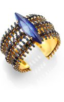 Erickson Beamon Queens Ransom Crystal Cuff Bracelet - Lyst