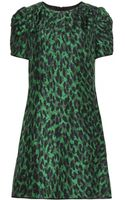 Marc Jacobs Silk Dress - Lyst