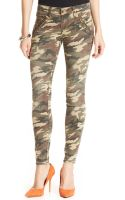 Kut From The Kloth Mia Printed Skinny Jeans  - Lyst