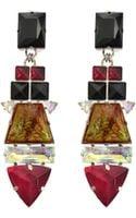 Moutton Collet Divine Earrings - Lyst