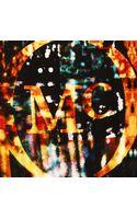 McQ by Alexander McQueen Blurry Lights Print Scarf - Lyst
