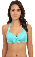Seafolly Goddess Soft Cup Halter - Lyst