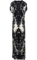 Alexander McQueen Long Dress - Lyst