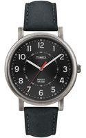 Timex® Originals Indigloãâ Watch with Leather Strap - Lyst