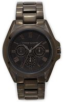 Vince Camuto Black Multifunction Watch - Lyst