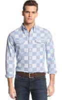 Tommy Hilfiger Vaughn Check Shirt - Lyst