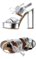 Andrea Incontri Sandals - Lyst