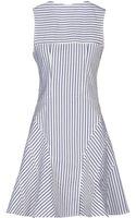 10 Crosby Derek Lam Short Dress - Lyst