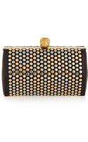 Alexander McQueen Studded Leather Clutch - Lyst