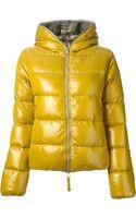 Duvetica Zipped Padded Jacket - Lyst