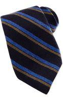 Robert Talbott Cashmere Stripe Tie - Lyst