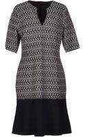 Missoni Short Dress - Lyst
