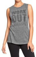 Old Navy Active Graphic Muscle Tees - Lyst
