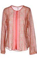 Joie Long Sleeve Shirt - Lyst