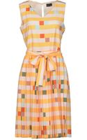 Fendi Knee-length Dress - Lyst