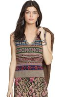 Polo Ralph Lauren Fair Isle Wool Vest - Lyst
