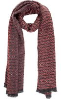 Missoni Zz Scarf with Sequin Tassle - Lyst
