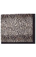 Rika Classic Panther Scarf - Lyst