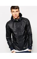 G-star Raw Hooded Overshirt Jacket Tamson Nylon - Lyst