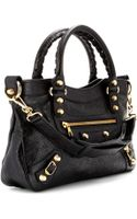 Balenciaga Giant 12 First Shoulder Bag - Lyst