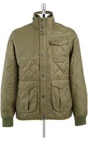 G-star Raw Quilted Jacket - Lyst