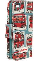 Cath Kidston Bus Print Iphone 5 Case - Lyst